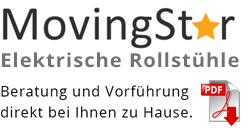 Elektrische Rollstühle - Prospekt PDF